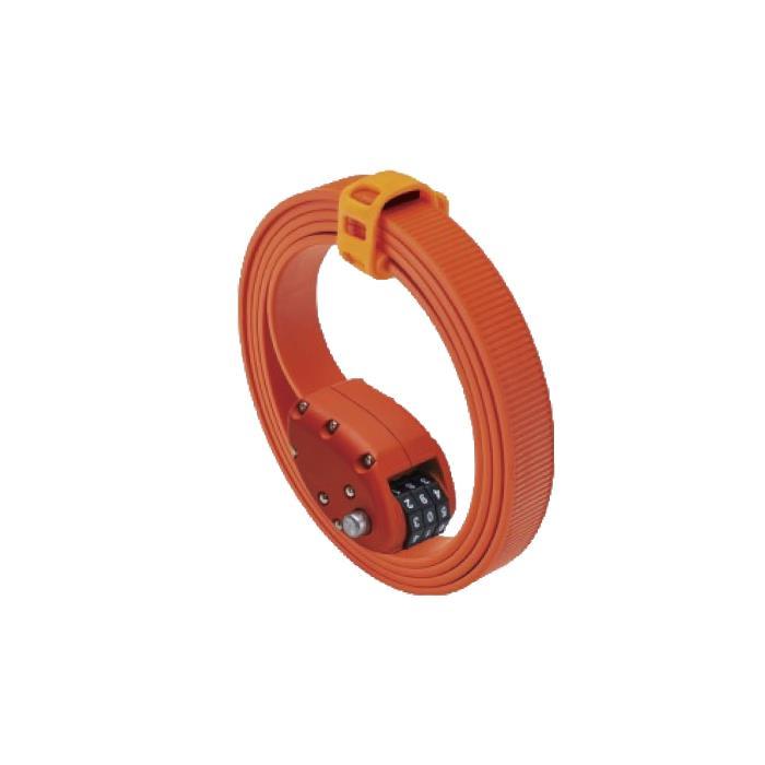 OTTOLOCK(オットーロック) 150cm オレンジ ダイヤルロック