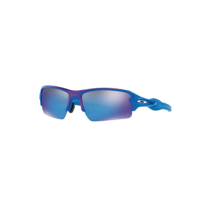 OAKLEY (オークリー) FLAK 2.0(A)Factory Fade/Prizm Sapphire アイウェア