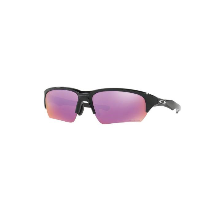 OAKLEY (オークリー) FLAK BETA(A)Polished Black/Prizm Golf アイウェア