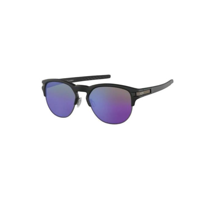 OAKLEY (オークリー) LATCH KEY M Mat Black/Violet Iridium アイウェア