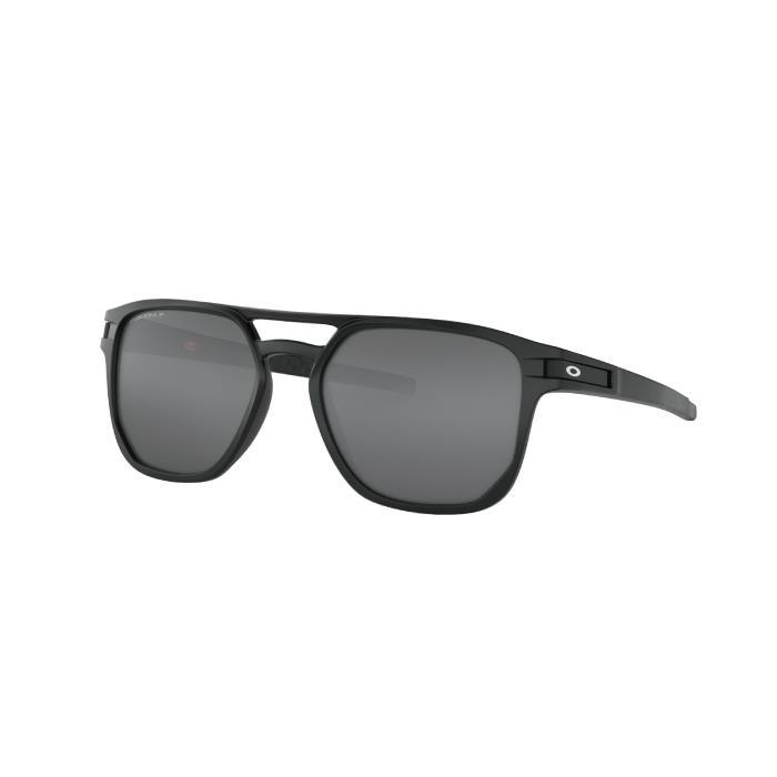 OAKLEY (オークリー) LATCH BETA Mat Black/Prizm Black Polarized アイウェア
