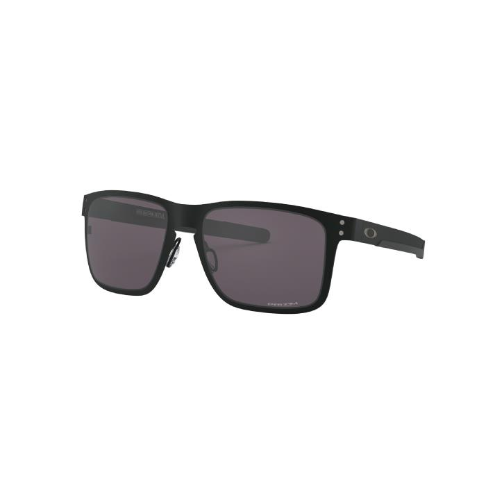 OAKLEY (オークリー) HOLBROOK METAL Mat Black/Prizm Gray アイウェア