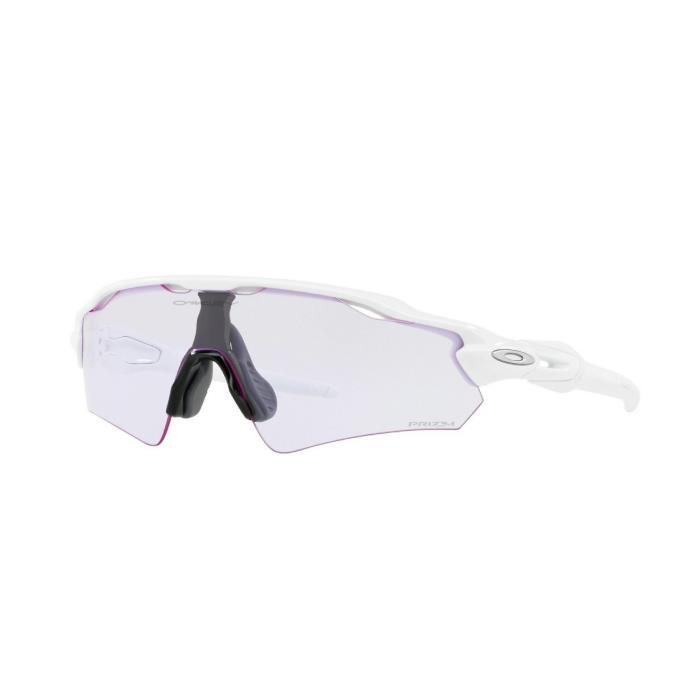 OAKLEY (オークリー) RADAR EV PATH(A)Polished White/Prizm Low Light アイウェア