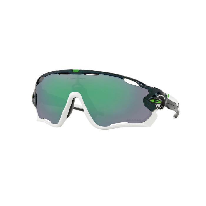 OAKLEY (オークリー) JAWBREAKER Metallic Green/Prizm Jade アイウェア