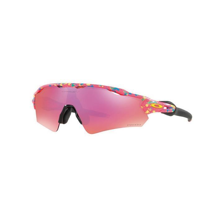 OAKLEY (オークリー) RADAR EV PATH(A)Splatter Neon Pink/Prizm Trail アイウェア