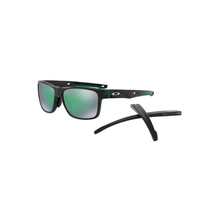 OAKLEY (オークリー) CROSSRANGE(A)Mat Black Ink/Prizm Jade アイウェア