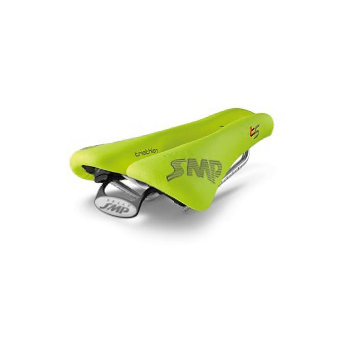 SELLE サドル SMP SELLE (セラ エスエムピー) FLUO T1 イエロー FLUO サドル, ハンナフラ:b91a323a --- officewill.xsrv.jp