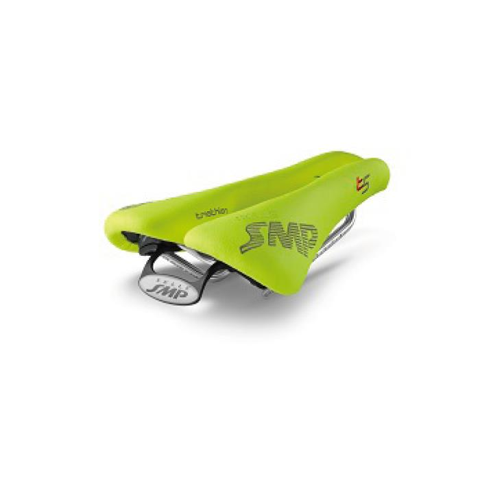SELLE SMP (セラ エスエムピー) T4 イエロー FLUO サドル