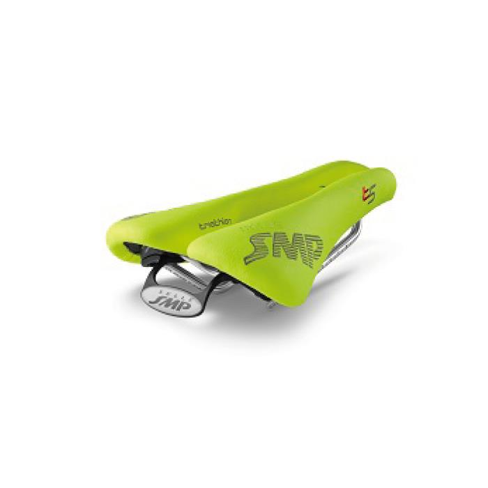 SELLE SMP (セラ エスエムピー) T5 イエロー FLUO サドル