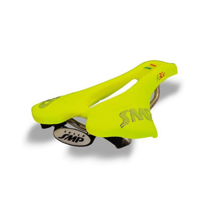 SELLE SMP (セラ エスエムピー) F30C イエロー FLUO サドル
