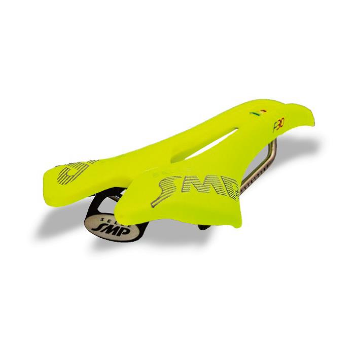 SELLE SMP (セラ エスエムピー) F30 イエロー FLUO サドル
