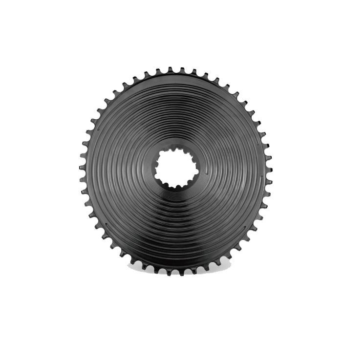 Absolute Black(アブソリュートブラック) Oval ROAD SRAM ダイレクトマウント 54T ブラック チェーンリング