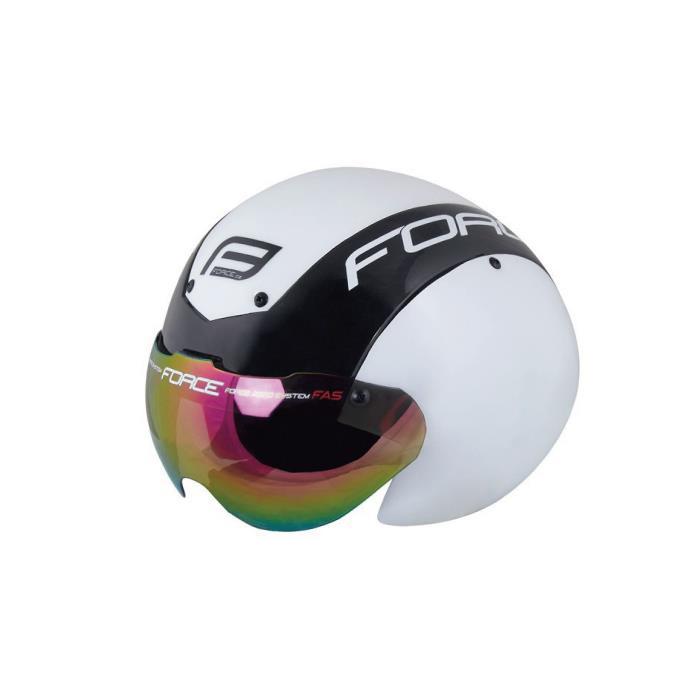 FORCE(フォース) Globe グローブ ホワイト/ブラック サイズS-M ヘルメット