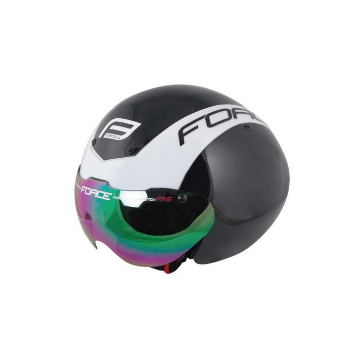 FORCE(フォース) Globe グローブ ブラック/ホワイト サイズS-M ヘルメット