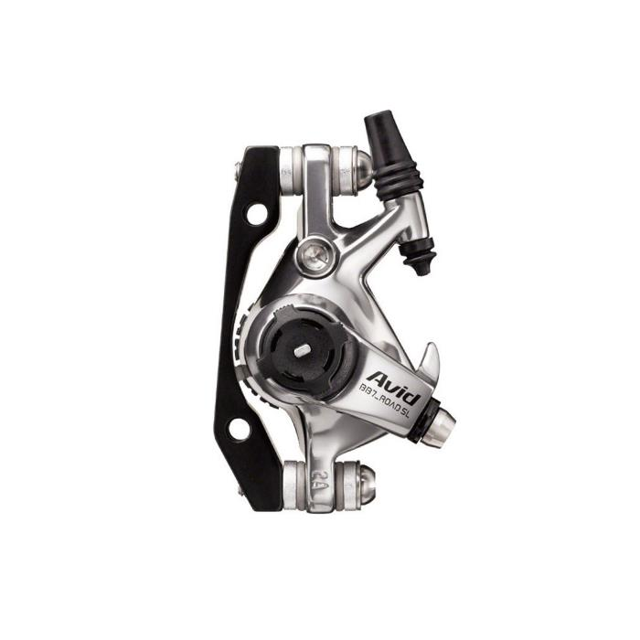 SRAM (スラム) BB7 Road SL Grey 140mm ディスクブレーキキャリパー