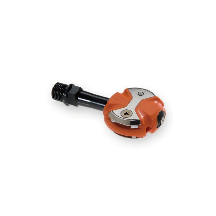 SPEEDPLAY(スピードプレイ) ZERO ゼロ クロモリ ウォーカブルクリート オレンジ ビンディングペダル