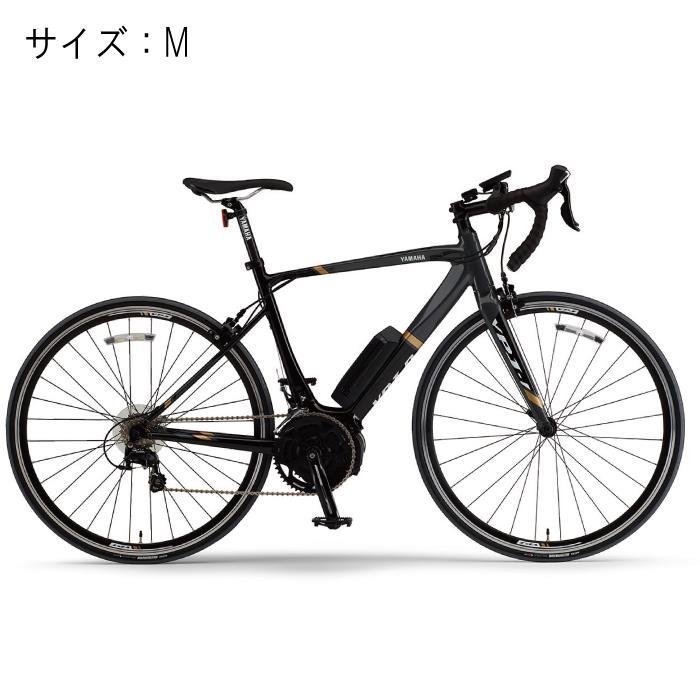 YAMAHA(ヤマハ) 2019 YPJ-R サイズM ソリッドブラック/ダークグレー 電動アシスト ロードバイク