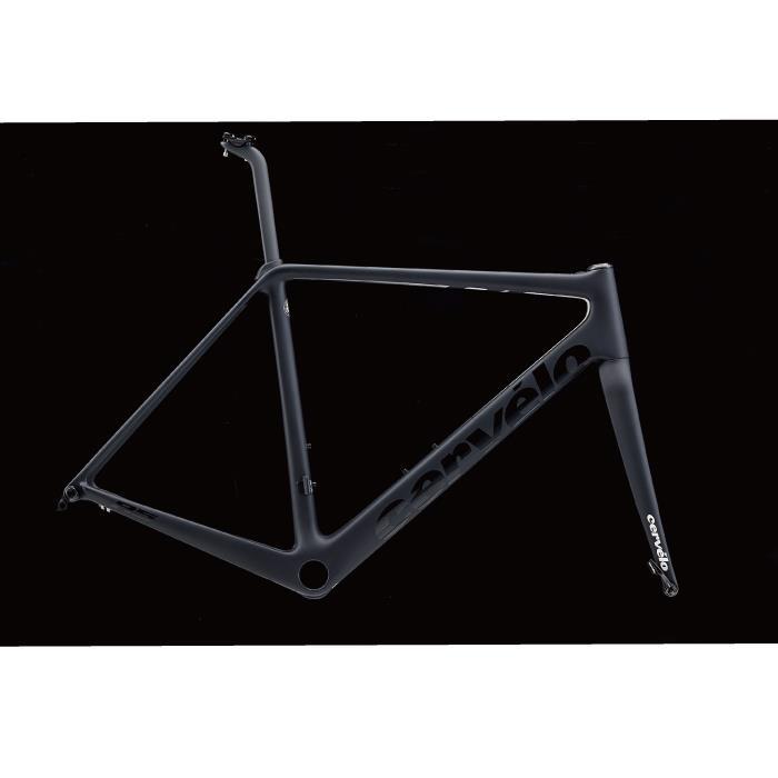 Cervelo (サーベロ) 2019モデル R5 LTD ブラック/ブラック/ホワイト サイズ56(178-183cm) フレームセット
