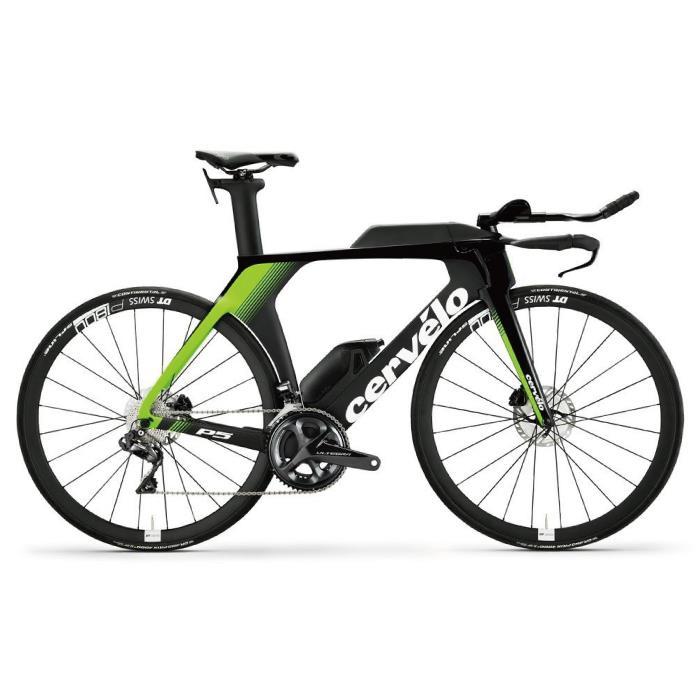 Cervelo (サーベロ) 2019モデル P5 Disc R8070 Di2 ブラック サイズ51(170-175cm) ロードバイク