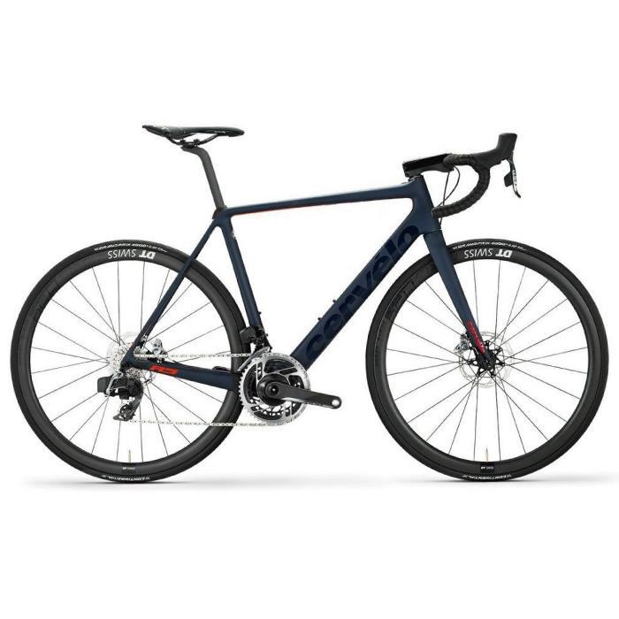 Cervelo (サーベロ) 2019モデル R5 Disc SRAM eTap AXS ネイビー サイズ56(178-183cm) ロードバイク