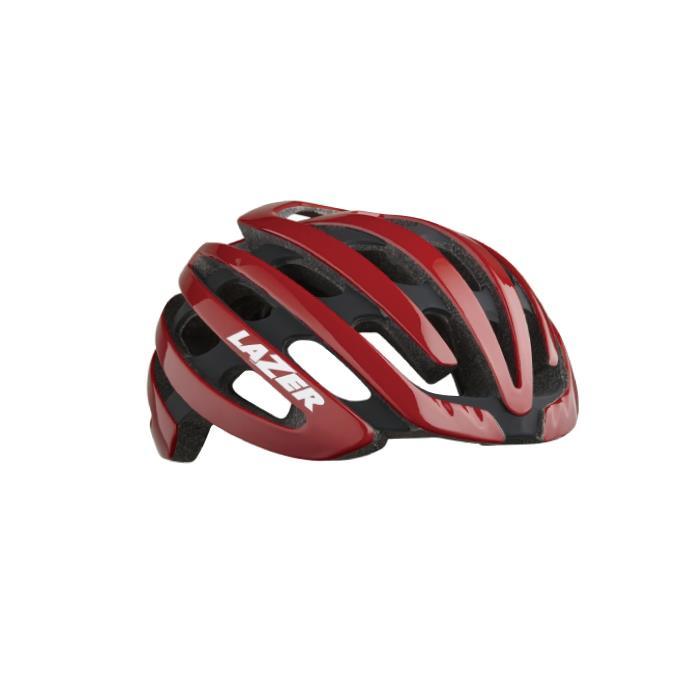 LAZER (レーザー) Z1 レッド サイズM ヘルメット