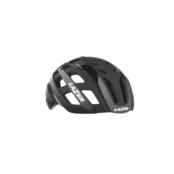 LAZER (レーザー) センチュリー アジアンフィット マットブラック サイズL(58-61cm) ヘルメット