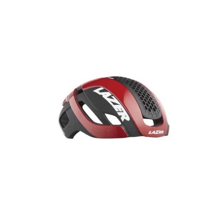 LAZER (レーザー) BULLET2.0 バレット アジアンフィット レッド サイズL(58-61cm) ヘルメット