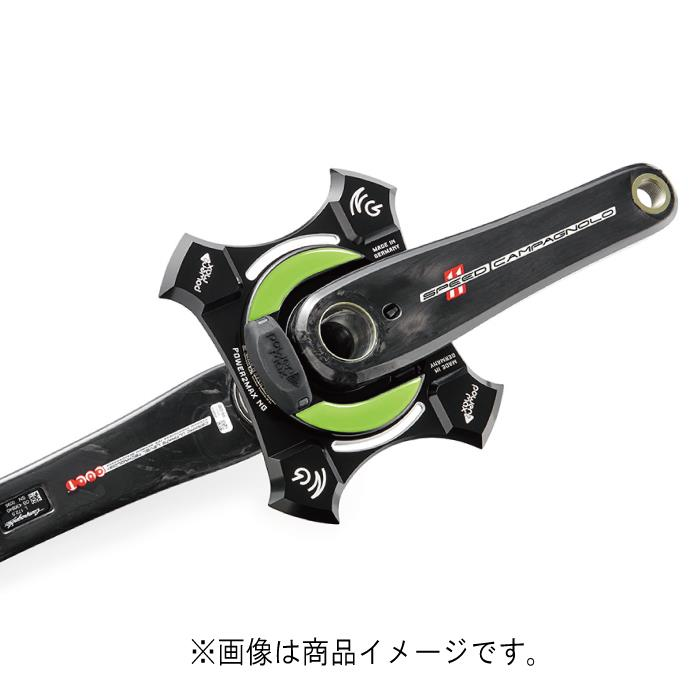 power2max (パワーツー マックス) TypeNGeco Campagnolo 2015 4アーム 170mm クランクセット