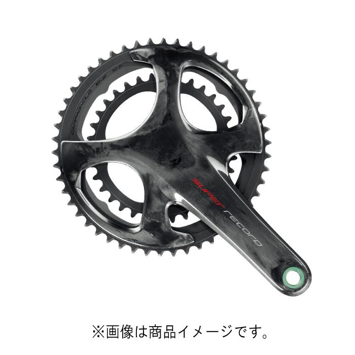 Campagnolo (カンパニョーロ) SUPER RECORD Carbon-Ti 165mm 53X39T 12S クランクセット