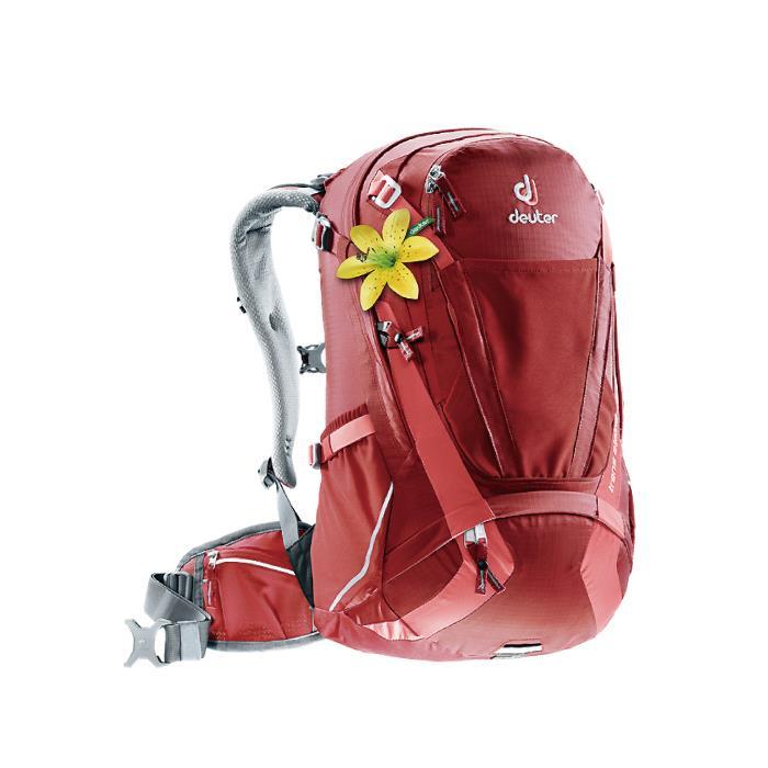 Deuter (ドイター) トランスアルパイン 28 SL クランベリー/コーラル バッグパック