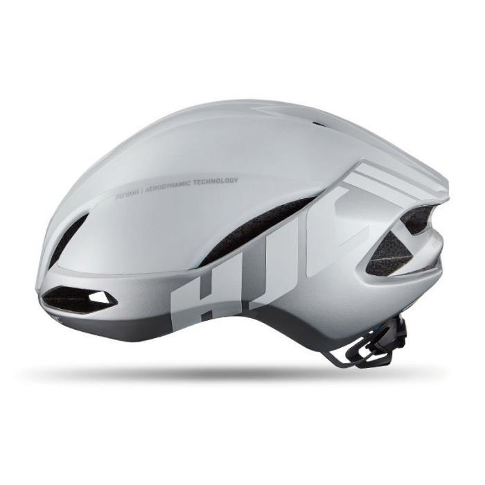 HJC(エイチジェイシー) FURION Glossy White Silver サイズL-XL(59-63cm) ヘルメット