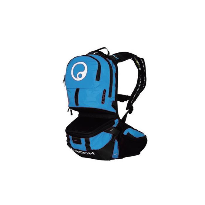 ERGON(エルゴン) BE3 Enduro ラージ ブラック/ブルー バッグパック