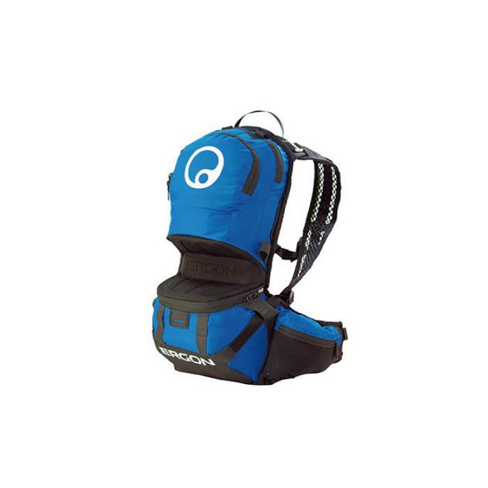 ERGON(エルゴン) BE2 Enduro スモール ブラック/ブルー バッグパック