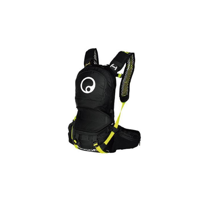 ERGON(エルゴン) BE2 Enduro ラージ ブラック/レイザーレモン バッグパック