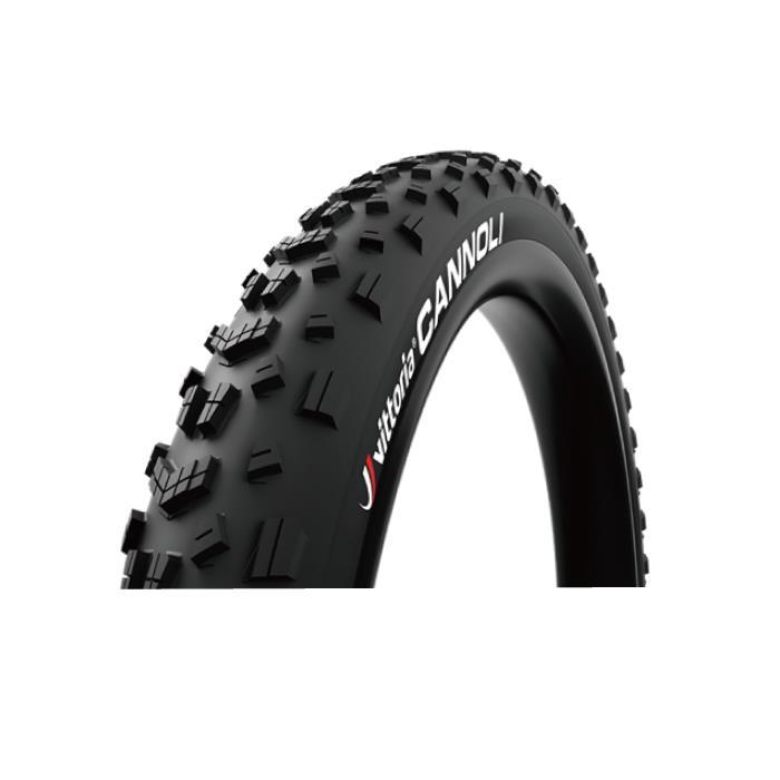 Vittoria (ヴィットリア) CANNOLI フルブラック 29x3.0 チューブレスレディ タイヤ