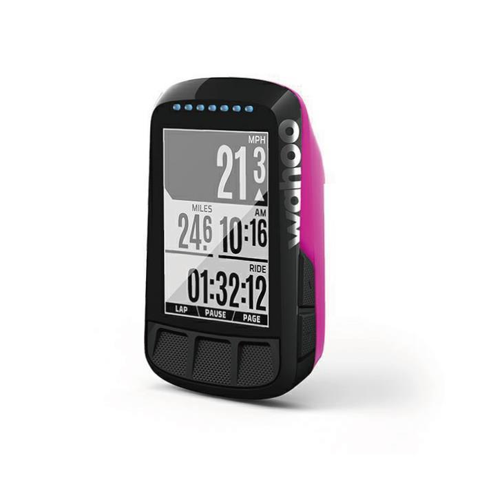 Wahoo(ワフー) ELEMNT BOLT PINK Limited EDT GPS サイクルコンピューター