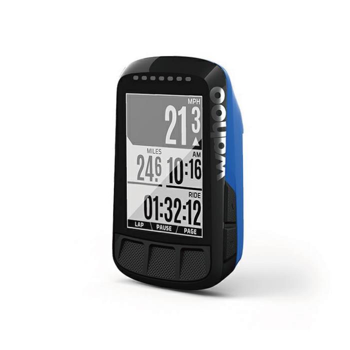 Wahoo(ワフー) ELEMNT BOLT BLUE Limited EDT GPS サイクルコンピューター