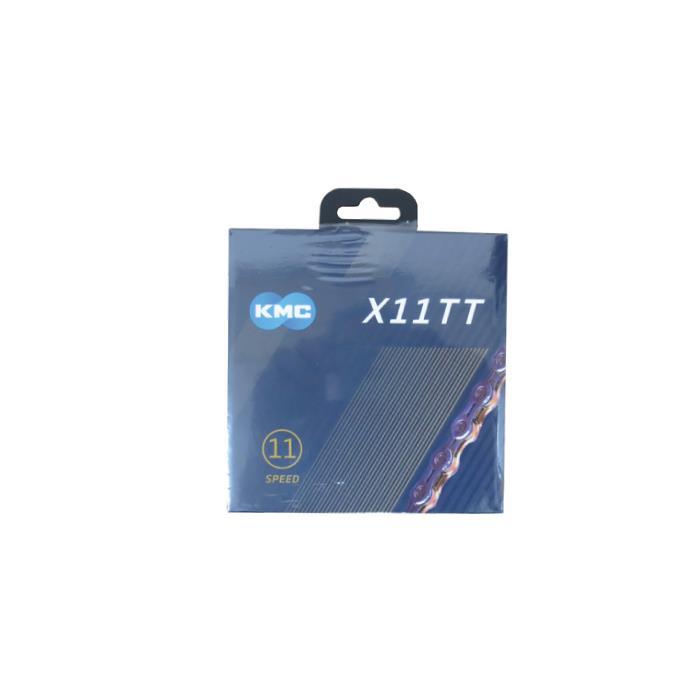 - KMC (ケーエムシー) X11 TT NEO CHROME 118L チェーン