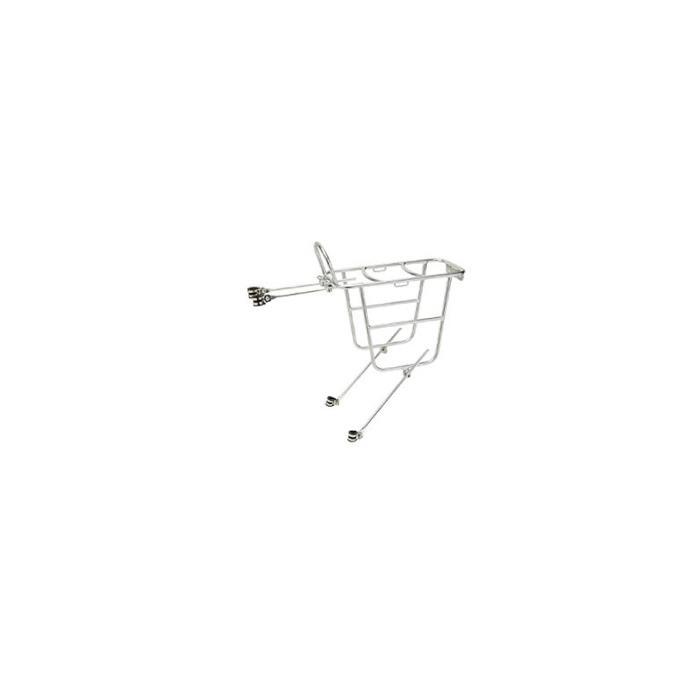 NITTO (ニットー) リアバッグサポーター R15 シルバー リアキャリアー