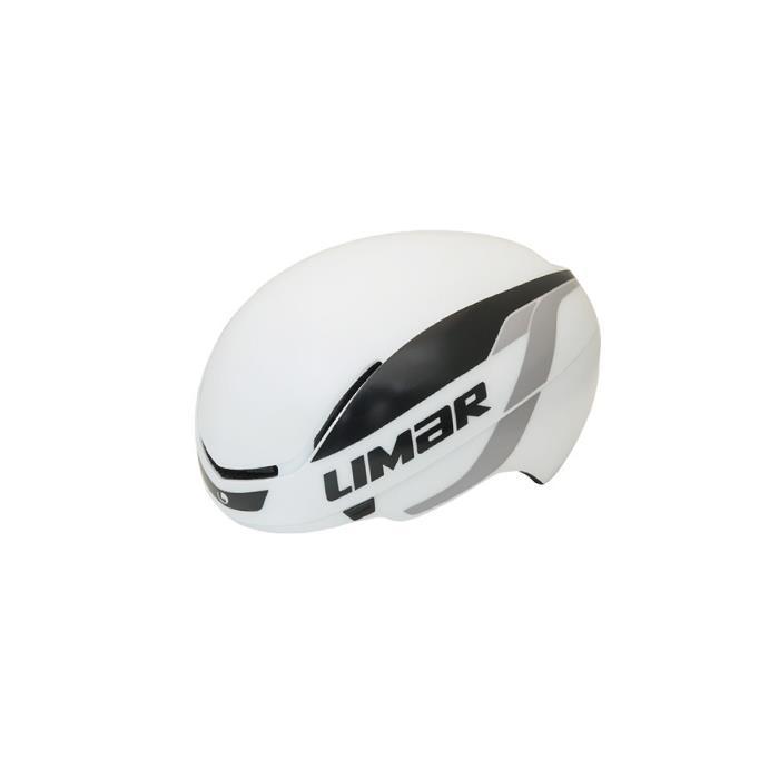 Limar (リマール) 007 SUPERLIGHT ホワイト/ブラック/グレー ヘルメット