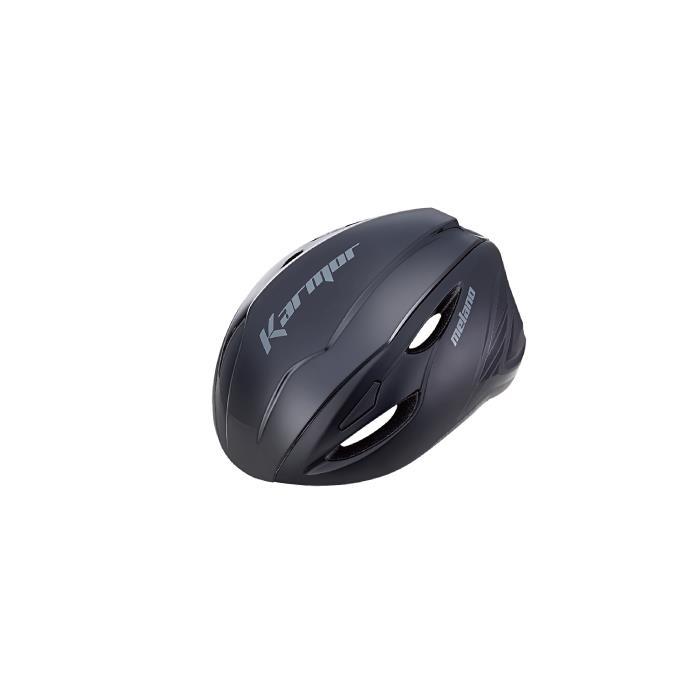 Karmor(カーマー) MELANO メラノ ブラック サイズS/M(55-58cm) ヘルメット