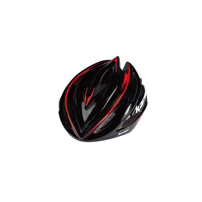 Karmor(カーマー) ASMA2 アスマ 19カラー ブラック/レッド サイズL(59-60cm) ヘルメット