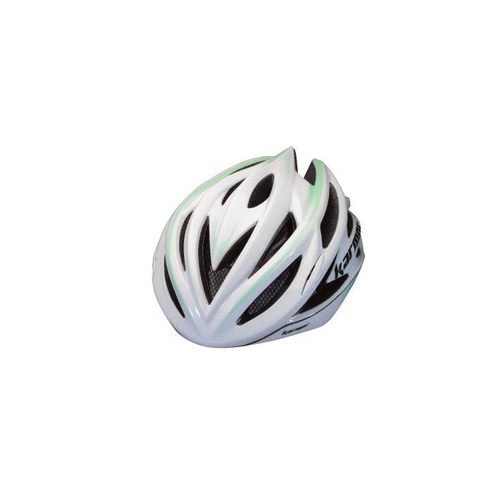 Karmor(カーマー) ASMA2 アスマ 19カラー ホワイト/ミント サイズS/M(55-58cm) ヘルメット