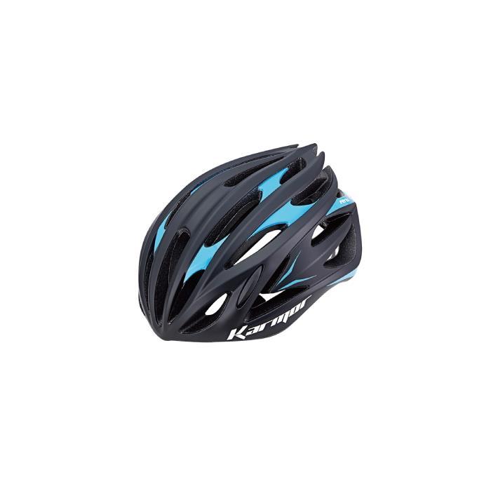 Karmor(カーマー) FEROX2 フェロックス ブラック/ブルー サイズS/M(55-58cm) ヘルメット