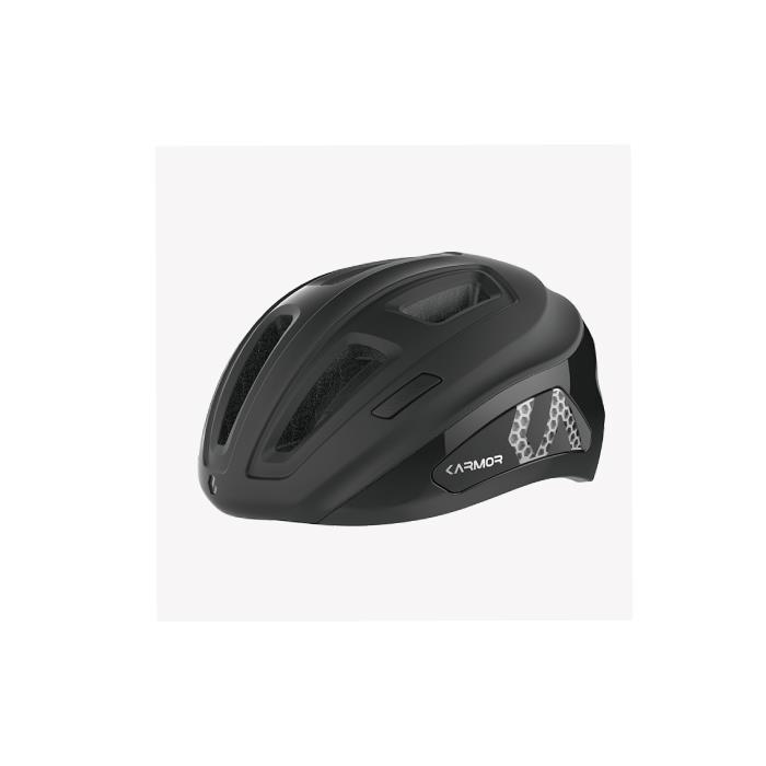 Karmor(カーマー) PRENDA プレンダ ブラック サイズL(59-60cm) ヘルメット