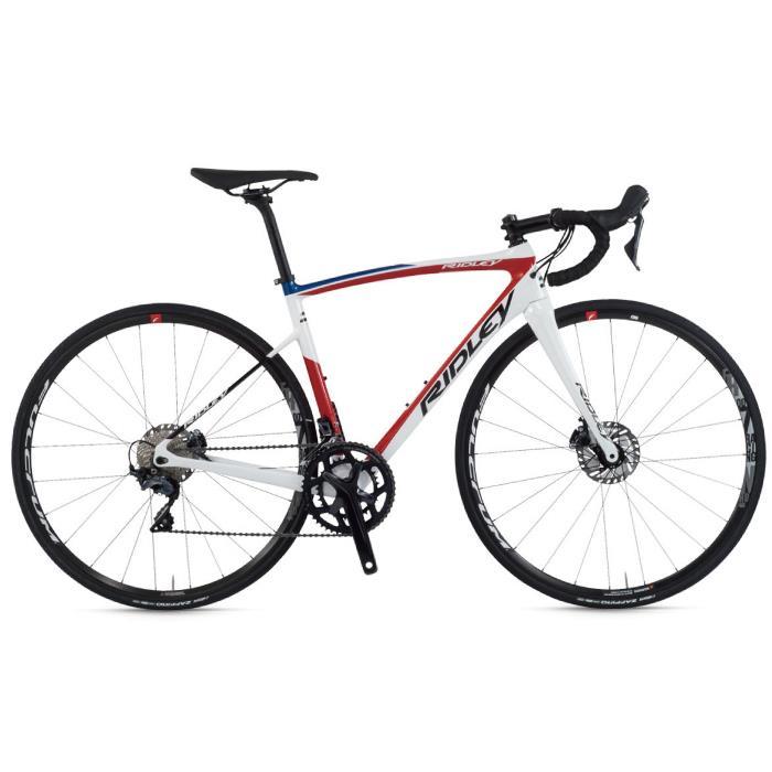 RIDLEY (リドレー) 2020モデル FENIX SL DISC 105 ホワイト/レッド サイズS(173-178cm) ロードバイク
