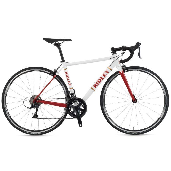 RIDLEY (リドレー) 2020モデル HELIUM SLA SORA ホワイト/レッド サイズM(178-183cm) ロードバイク