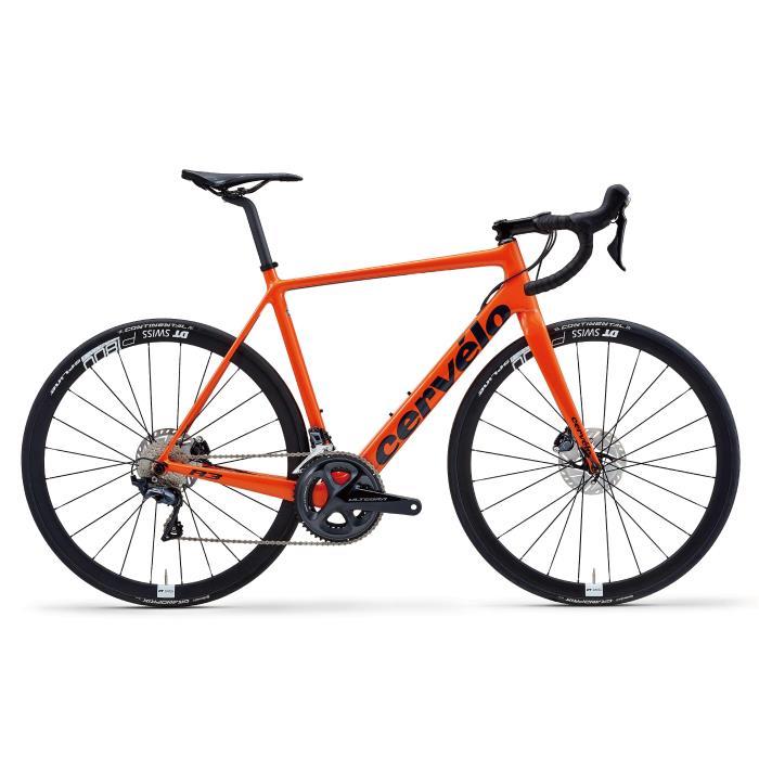 Cervelo (サーベロ) 2020モデル R3 DISC R8020 オレンジ サイズ51(170-175cm) ロードバイク