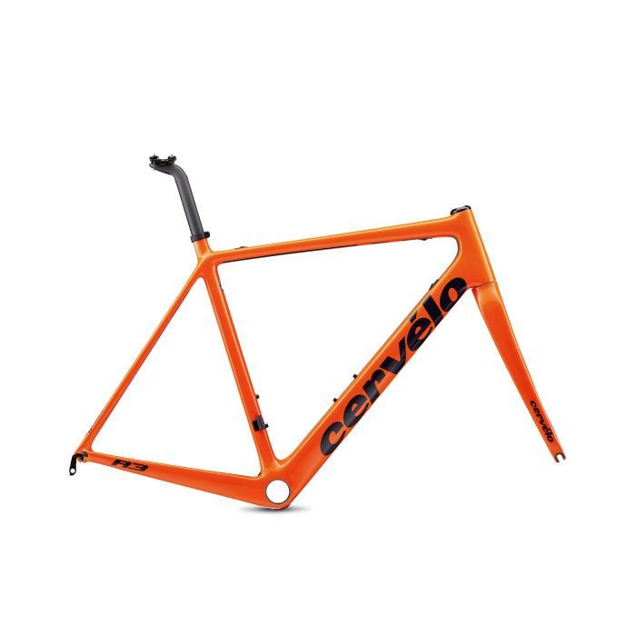 Cervelo (サーベロ) 2020モデル R3 RIM オレンジ サイズ51(170-175cm) フレームセット