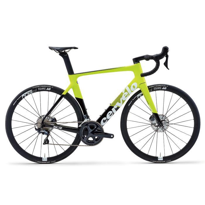 Cervelo (サーベロ) 2020モデル S3 DISC R8020 フルオロ サイズ51(170-175cm) ロードバイク